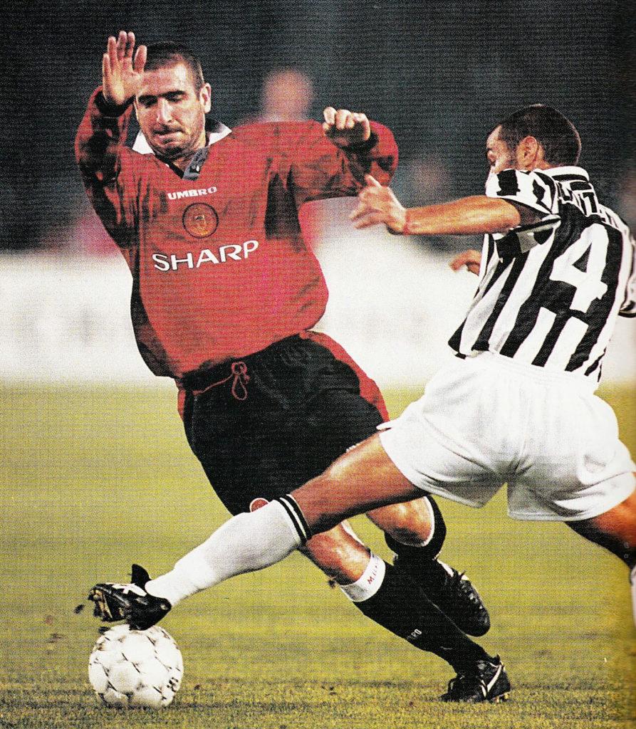 Cantona est l'un des meilleurs joueurs de l'histoire de Manchester United